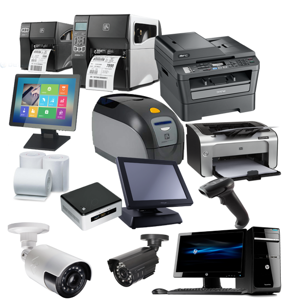 POS Machine, Barcode Printer Dealer, Barcode Scanner Dealer